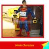 fiberglass life size cartoon super man