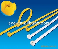 9*300 MM Stainless Steel Barb Locking Cable Tie Nylon