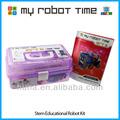 Madre mrt3-4 educativos de plástico bloque de construcción kit de robot