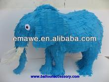 De los animales 2014 pinatas diseños para los niños, piñata de elefante, piñata