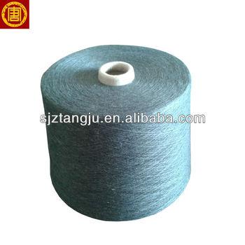 China 40S Black Polyester Yarn