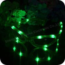 Factory Wholesale Led light up glasses