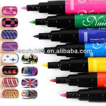 12 PCs/LOT Nail Art Pen Painting drawing Tool set