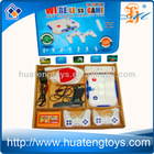 NEW H120915 NEW style hot selling retro 8-bit TV game console - learning machine with games card & learning card & Joysticks