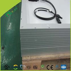 250W poly Best price per watt solar panels