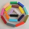 Wholesale Rectangle Food Grade Silicone Teething Beads Bulk