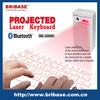 2014 New Portable Mini Bluetooth Virtual Keyboard Bluetooth Virtual Keyboard