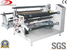 cut non-woven roll slitting machine