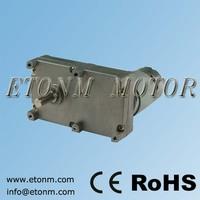 Flat DC Motor Gear Motor Electric Motor Low RPM