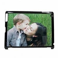 Sublimation plastic case for iPad 2/3