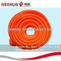 tubería de polietileno de alta densidad de montaje