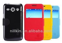 NILLKIN Fresh Phone Leather Cases For Samsung G3502U(Glaxay Trend 3)