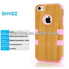 wood grain printing cheap mobile phone case for iphone 5c silicon phone case