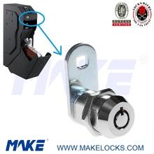 7 radial pins tubular cam lock for Speedvault Safe