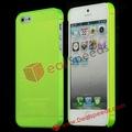 Für iphone 5s zurück fall! #ip5- 4221d# neue ultradünnen transluzenz hart rückseitige cover für iphone 5 5. 5g