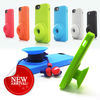 2013 New arrival colorful series silicone phone case for Apple