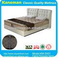 a china fez luxuoso travesseiro alto estilo euro colchão da cama