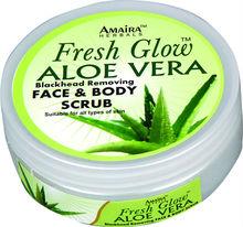 Aloe Vera Blackhead Removing Scrub