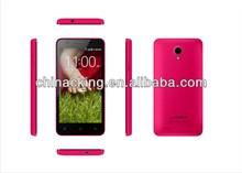 4.5 inch dual sim low price china mobile phone quad core MTK6582