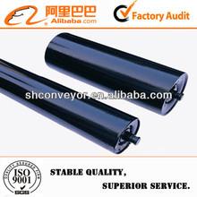 Idler roller/conveyor idler/trough idler for petroleum with rubber coated