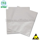 Btree Silver Plastic Foil bag For Electronic Components