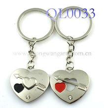2013 metal keychain wholesale custom keychain
