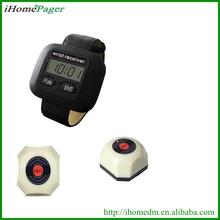 Waterproofbase, ce certificado de garantía, inalámbrico timbre inalámbrico pequeño