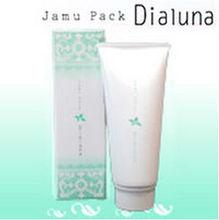 Japanese delicate zone body soap jamu pack dialuna