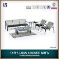 Estilo americano poltrona especial sofás modernos de luxo de alta qualidade sofás SJ698