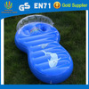 2014 hot new design customized pvc inflatable float mesh lounge inflatable pool lounge chair