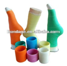 Rapid ossification medical orthopedic polyester bandage for wide application