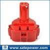 factory price Makita 1220 12v 1220 1222 1233 1234 192681-5 power tool battery pack 2000mAh nicd