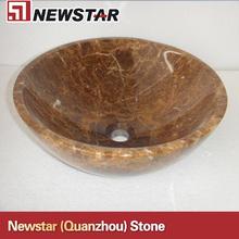 Newstar brown emperador vessel