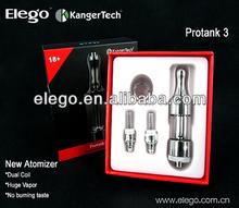 Newest Design Kanger dual coils wholesale protank 3 in stock !!!
