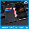 New Product Wallet Case for Sony Xperia Z L36H Leather Case