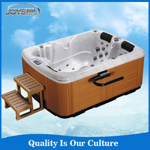 Europe style CE certification swimming pool hot tub combo with sex video and balboa system