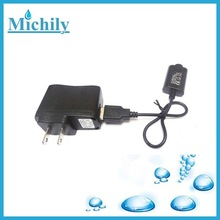 6 months warranty Ego E cig charger wall adapter USB cable