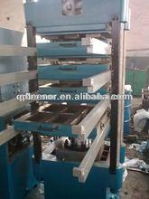 Rubber Floor Tiles Vulcanizing / Rubber Floor Tile Vulcanizing Press Machine / Rubber Floor Vulcanizer