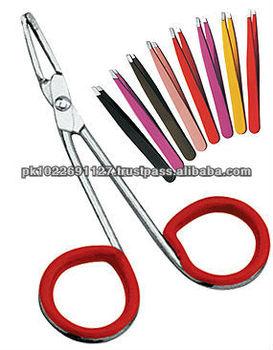 Eye Brow Tweezers,Stainless Steel Eyebrow Tweezers,cosmetic tweezers/eyebrow tweezers/manicure tweezers