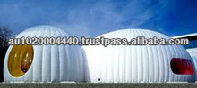 Inflatable Domes Structures