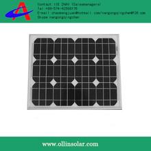 High efficiency 30w sunpower solar CELL PANEL