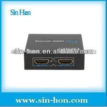 HDMI1.3 HD 3D HDMI Splitter to Coaxial