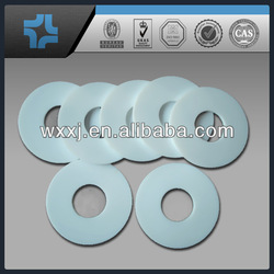 Radiation-resistant properties and low permeability PTFE gasket