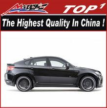New body kits for 2008-2014 BMW X6 wide body HMV body kit x6 HMV body kit