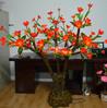 Fibre Optic Flower tree, Multi-Color LED christmas trees