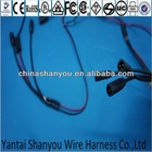 custom wholesale 0.5mm pitch ffc cable assembly with Molex/Amp/Tyco connector