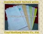 recycled pp woven sand bags for flood use bags with uv protectionfactory price pass ISO9000-2001