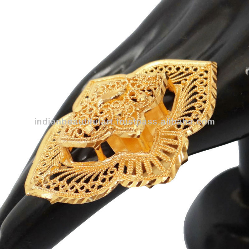 New Indian Gold Ring Design | Jewellry\'s Website