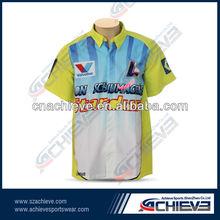 customized racing wear race jersey