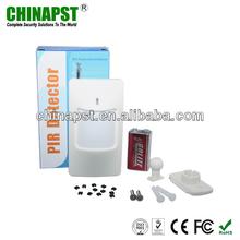 Home Wireless pir sensor flood light with Option battery /Adapter PST-IR203